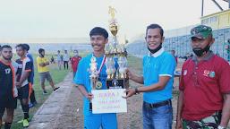 Andeska FC Juarai Piala Askab Usai Bungkam Sekubu FC Lewat Adu Penalti