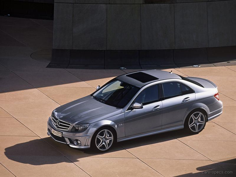 2009 mercedes benz c class c63 amg specifications for 2009 mercedes benz c63 amg