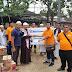 Dekan FH Unnar serahkan bantuan Unnar ke Korban Gempa Lombok