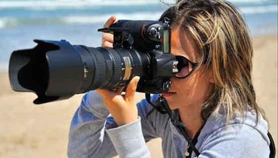 الدورة التصوير الفوتوغرافي