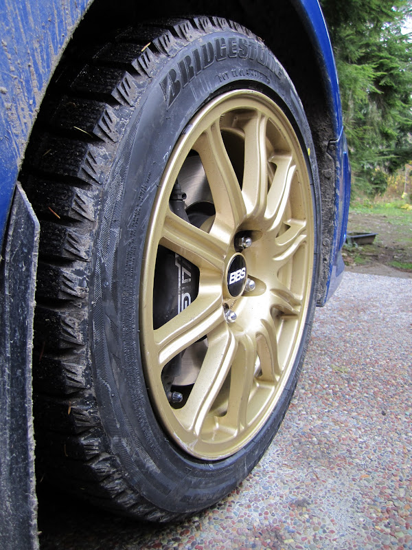 Official Grb 08 Sti Winter Wheel And Tire Thread Page