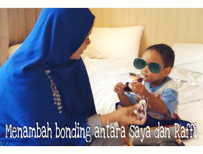 lotte choco pie menambah bonding ibu anak