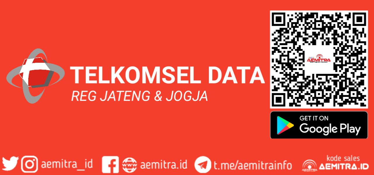 Telkomsel DATA REG JATENG JOGJA AEMITRA
