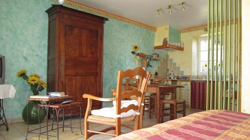 apartamento rural de vacaciones para 2 personas al clos de la garenne cerca de la rochelle