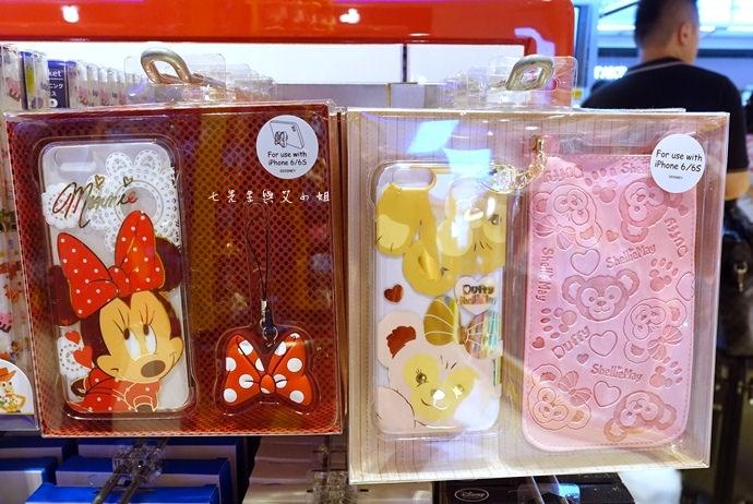 52 香港機場 迪士尼奇妙店 買達菲熊免進迪士尼樂園