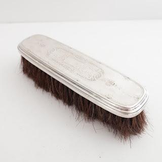 Sterling Silver Brush