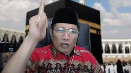 M Kece Ceramah dan Keluarkan Pernyataan Kontroversial di Dalam Sel Buat Mantan Panglima FPI Marah