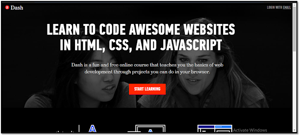 top 5 websites to learn programming