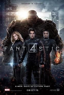 Bộ Tứ Siêu Đẳng 3 - The Fantastic Four 3 (2015)