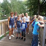Uitje actieve jeugd H. Willibrordusparochie - P9070634.JPG