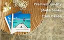 screenshot of Canon hdAlbum EZ