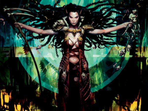 Goodness Of Amazing Sorceress, Fantasy Girls 2