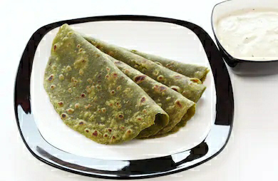 Palak paratha recipe- how to make Palak paratha recipe