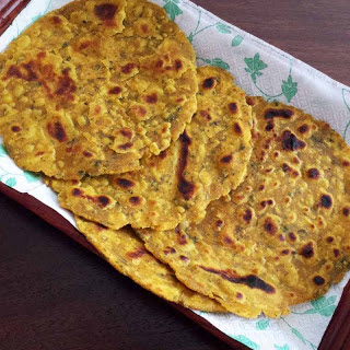Masala Roti Recipe | Soft and Spicy Indian Flat Bread.