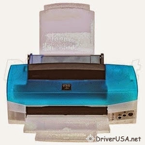 download Epson Stylus 740i printer's driver