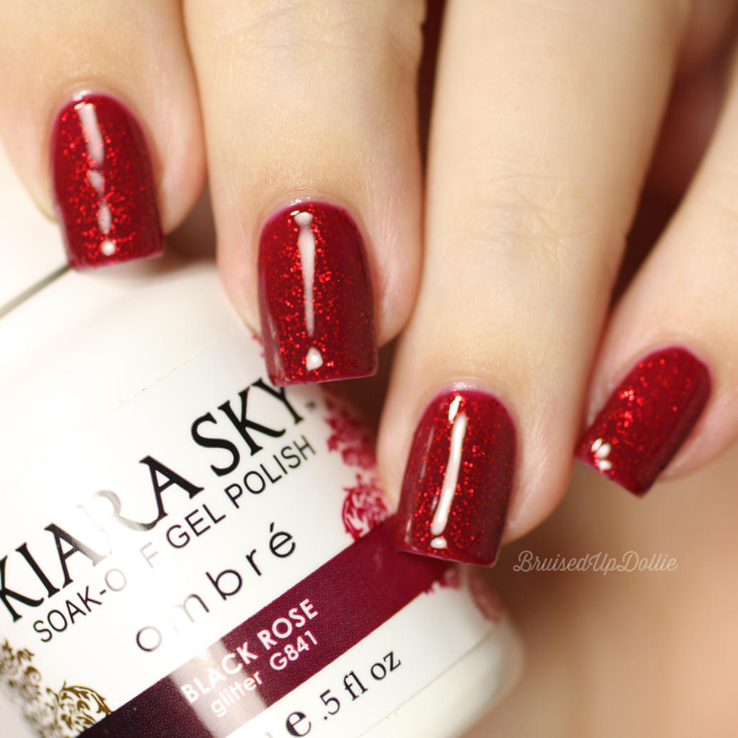 Kiara Sky Black Rose