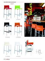 επιπλωση επαγγελματικων χωρων,καρεκλες,μεταλλικες καρεκλες,καρεκλες για μπαρ