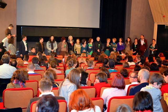 Lansare film documentar Ba se poate 1112