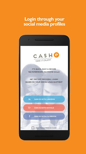 CASHe – Instant Personal Loans 8.2.7 screenshots 2