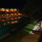 Malapascua Legend Resort by night