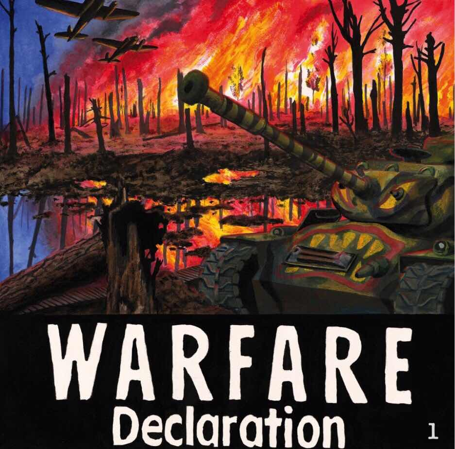 "Warfare ""Declaration"""