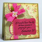 GW0621-D Cheer You Up August 2011 Design by Tammy Hershberger