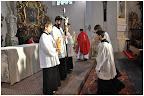 Velký pátek - uctívání kříže