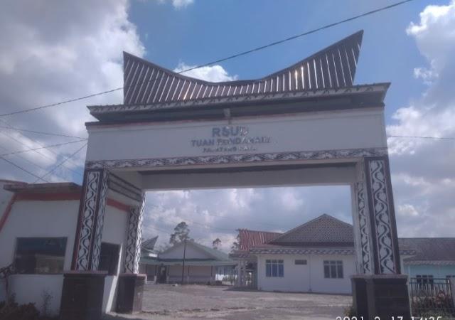 Bangunan RSUD Tuan Rondhaeim Saragih, Kondisinya Kini Sangat Memprihatinkan