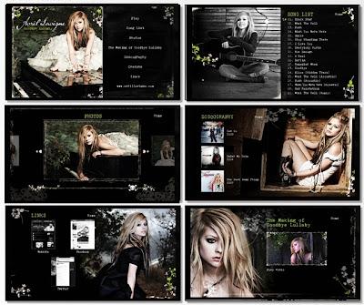 avril lavigne goodbye lullaby deluxe. Avril Lavigne - GoodBye