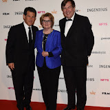 OIC - ENTSIMAGES.COM - Josh Berger, Brenda Blethyn and John Whittingdale DCMS Secretary of State at the National Film and Television School (NFTS) Gala celebrating film, TV and video games characters  London 2nd June 2015   Photo Mobis Photos/OIC 0203 174 1069