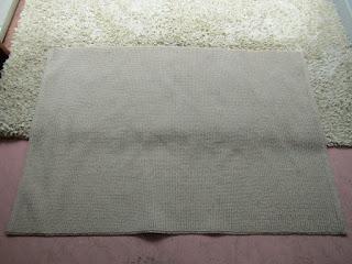 White Wool Rug