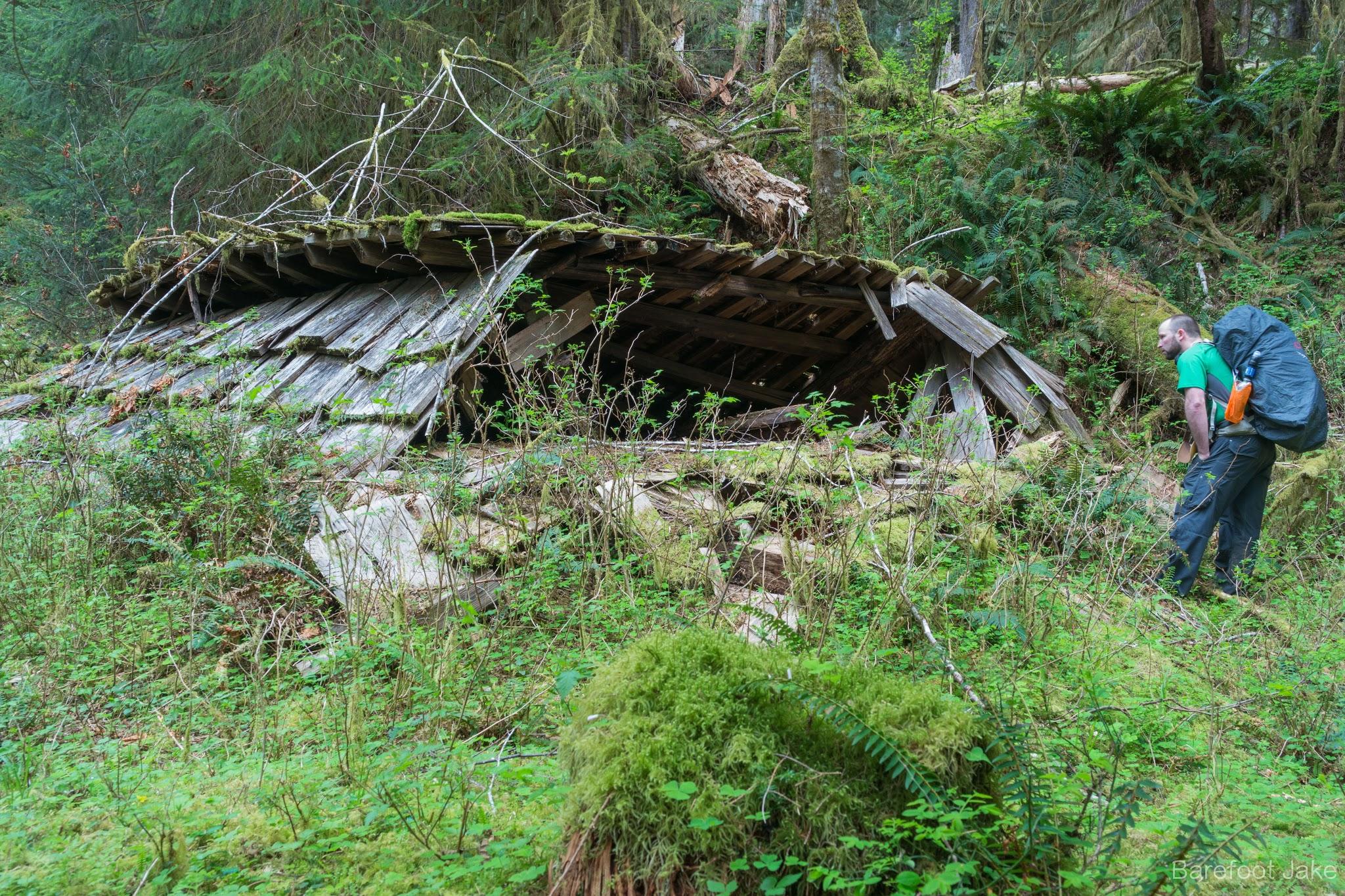 Pelton Shelter
