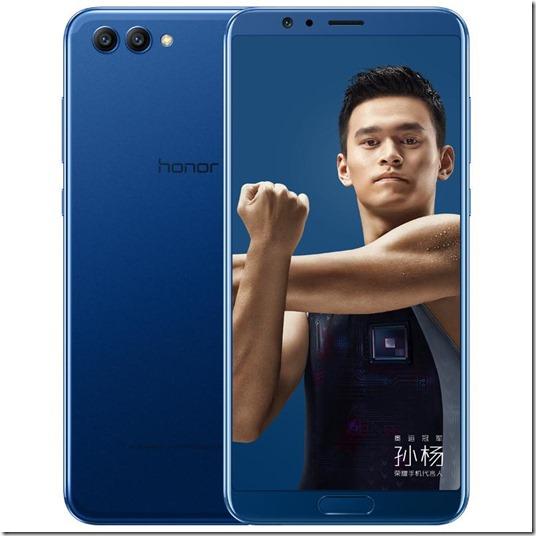 Huawei Honor V10, Smartphone Layar Penuh Berkamera Ganda dengan Android Oreo