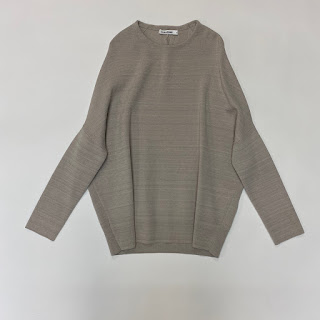 *SALE* Jil Sander Architectural Sweater
