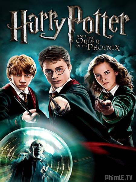 Phim Harry Potter và mệnh lệnh phượng hoàng HTV3 Lồng Tiếng - Harry Potter And The Order Of The Phoenix - Lồng tiếng