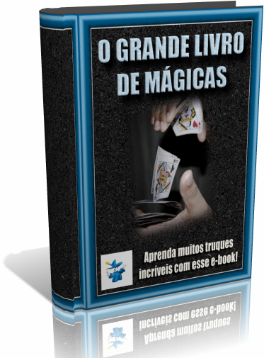 o grande livro das mágicas