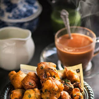 Mix Vegetable Pakora.