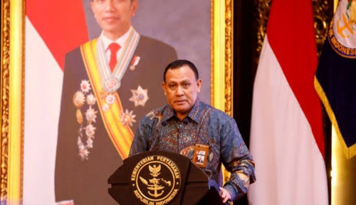 Pecat Novel Baswedan Cs, Ketua KPK Firli: Terima Kasih Selama Ini Sudah Berjasa