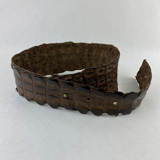 Max Musina Nile Crocodile Belt