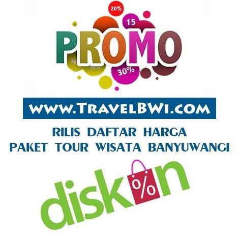 Harga Paket Tour Wisata Banyuwangi Terbaru 2016
