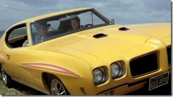 Pontiac GTO Macadam à deux voies