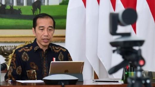 Jokowi: Pemerintah dan DPR Sepakat Tunda Pembahasan RUU Cipta Kerja