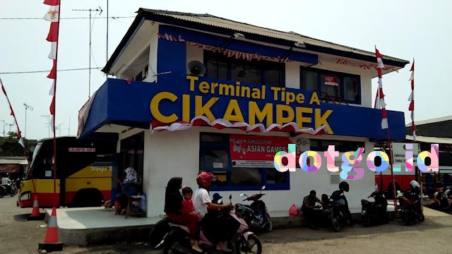Terminal cikampek jadwal keberangkatan dan tarif ongkos bus angkutan