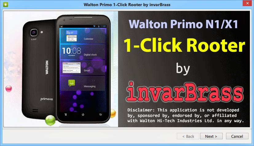 walton primo root