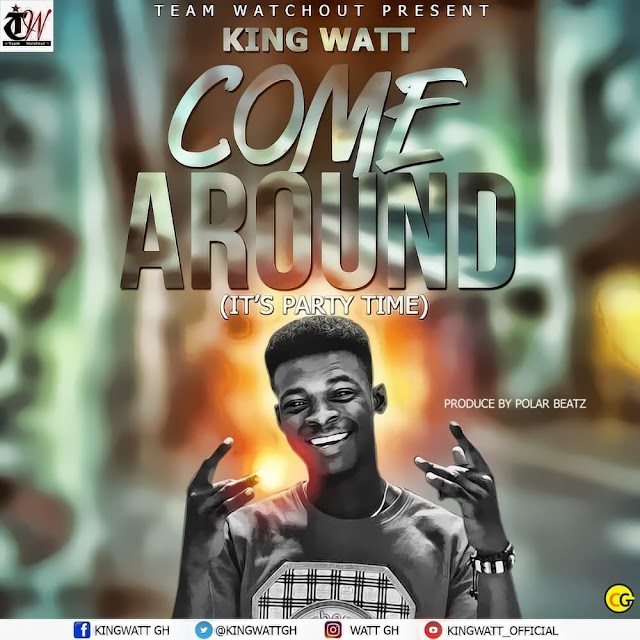 King-Watt - The Versatile Dhope Dancehall Artist Is Set To Drop Another Anticipated Banger.