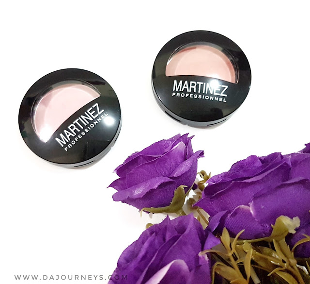 [Review] Martinez Artist Glam Blush On