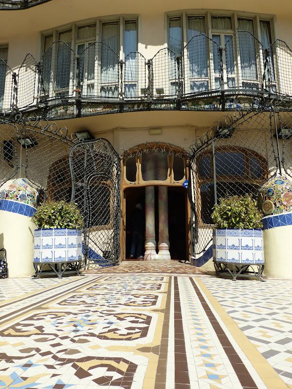 Les maisons de Gaudi P1350186