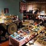 gift shop on Shennon St. in Tainan, Taiwan in Tainan, T'ai-nan, Taiwan