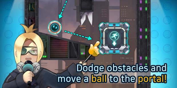 ECO : Falling Ball Screenshot