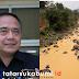 Iyos Somantri  Soroti dan Perintahkan Kasat Pol PP Turun ke Sungai Citatih Cibadak yang Keruh Kecoklatan